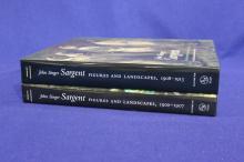 John Singer Sargent: Figures and Landscapes Complete Paintings Vol. VII-VIII.