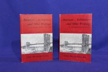 American Architecture and Other Writings Vol. I-II.
