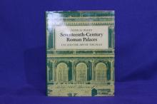 Seventeenth- Century Roman Palaces: Use and Art of the Plan.