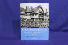 North Shore Boston:  Houses of Essex County 1865-1930.