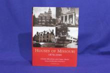Houses of Missouri 1870- 1940.