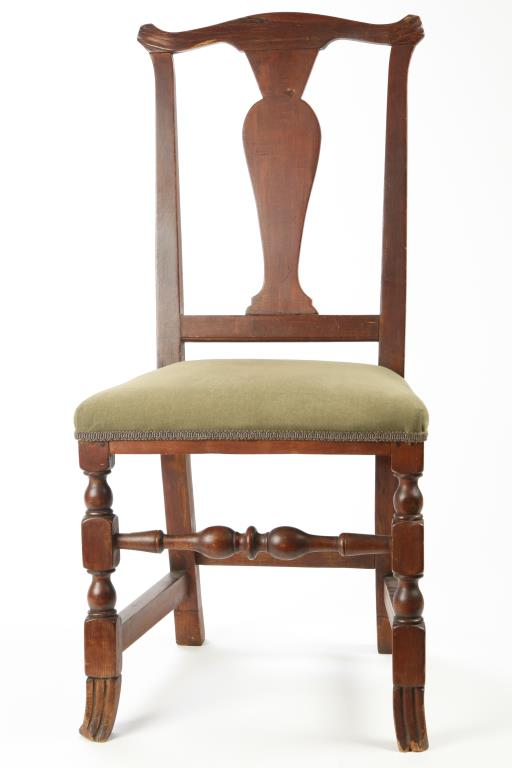 WILLIAM AND MARY TRANSITIONAL SIDE CHAIR