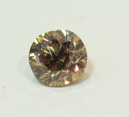 BROWN DIAMOND 1CT