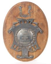 1899 MILITARY AND NAVAL CAVALRY TOURNAMENT TROPHY