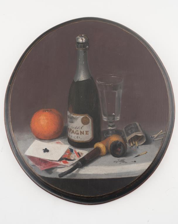 CIRCLE of JOHN FREDERICK PETO (1854-1907)