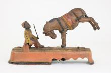 CAST IRON MECHANICAL MULE BANK
