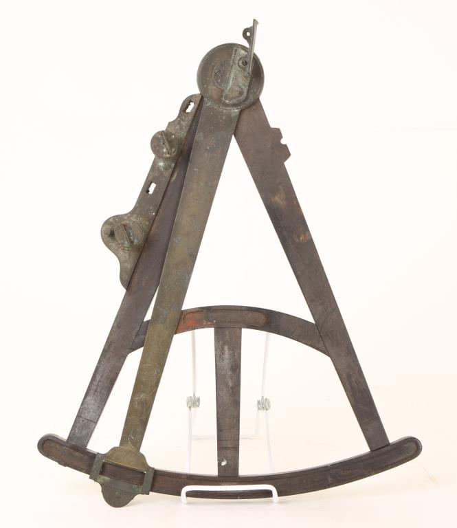 (EARLY 19th c) 18 inch OCTANT
