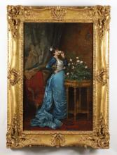 AUGUSTE TOULMOUCHE (FRENCH 1829-1890)