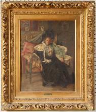 LOUIS BETTS (1873-1961)
