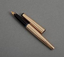 Mont Blanc Fountain Pen Milt Ebbins