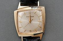 14k Gold Gen. Omar Bradley Bulova Watch