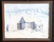 HENRY HAMMOND AHL (1869-1953)