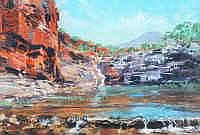 Frank Pash (1920-1990) North West Rock Pool