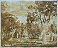 Henri van Raalte (1881-1929) After Rain 1921