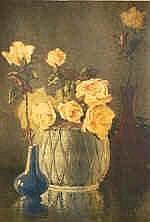 Henri Benedictus van Raalte (1881 - 1929) Roses,