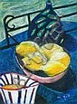 Murray Gill (b.1944) Still Life With Lemons Mixed, Murray Gill, Click for value