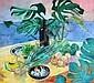 William Boissevain (b.1927) Still Life Oil on, William Boissevain, Click for value