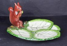 A Wembley Ware Squirrel Dish