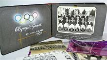 Two Australian Olympic Games Photograph