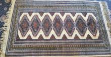 A Jaldar Wool Rug