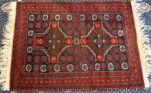 A Kafkazi Wool Rug