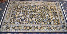 A Persian Full Room Size Wool Floor Rug