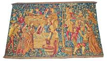 An English Hines of Oxford Wall Tapestry