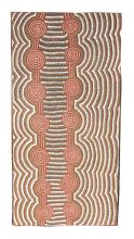 George Tjapanangka b.1938 - (Papunya Tula)