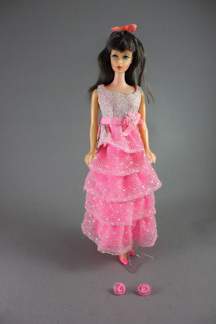 TNT BARBIE IN #1871 ROMANTIC RUFFLES