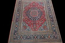 AN OLD PERSIAN CARPET, From the Mashed Region,