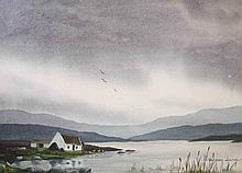 VERNON LANE (1925-1979), Down in the Glen at a