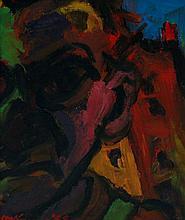 MICHAEL KANE (B. 1935) ''Portrait of Anthony