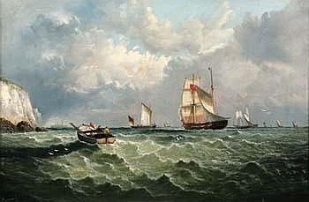 William Broome of Ramsgate (Br. 1838-1892)