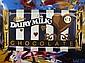 Orla Walsh I Love Dairy Milk Acrylic on canvas. 90