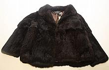 A FINE LADIES MINK JACKET, by Clery's of Dublin.