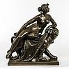 JOHANN HEINRICH VON DANNECKER (1758-1841),  Ariadne Sobre Pantera,  a very , Johann Heinrich Dannecker, €9,500