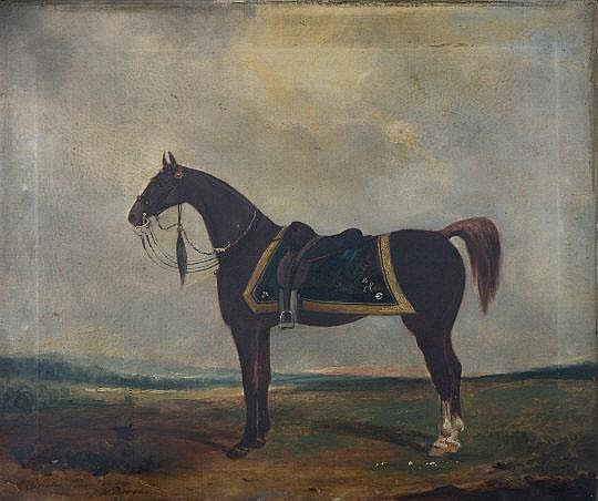 James Henry Brocas (1790 - 1846)