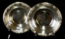 International Sterling Silver Bowls
