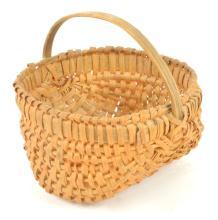 North Carolina Childs Oak Split Basket