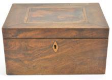 American Hepplewhite Fitted Interior Box