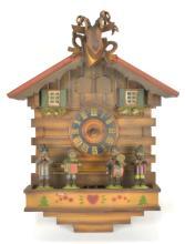 German Kuckuck Walzer Bayrischerlandler Oompah Band Cuckoo Clock