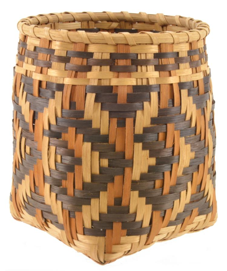 Cherokee North Carolina Woven Basket