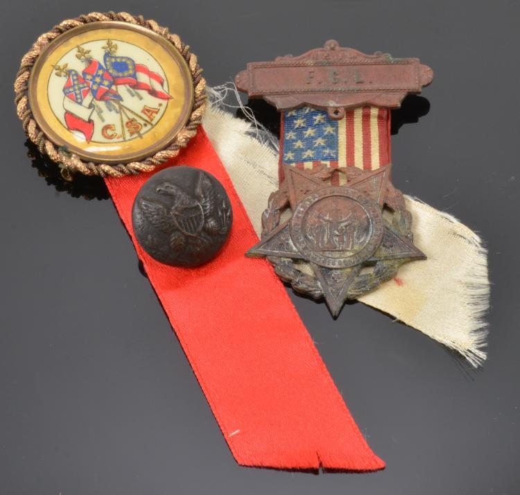 Civil War Medal Collection