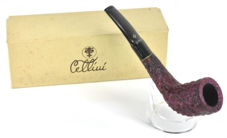 Cellini Brebbia Smoking Pipe