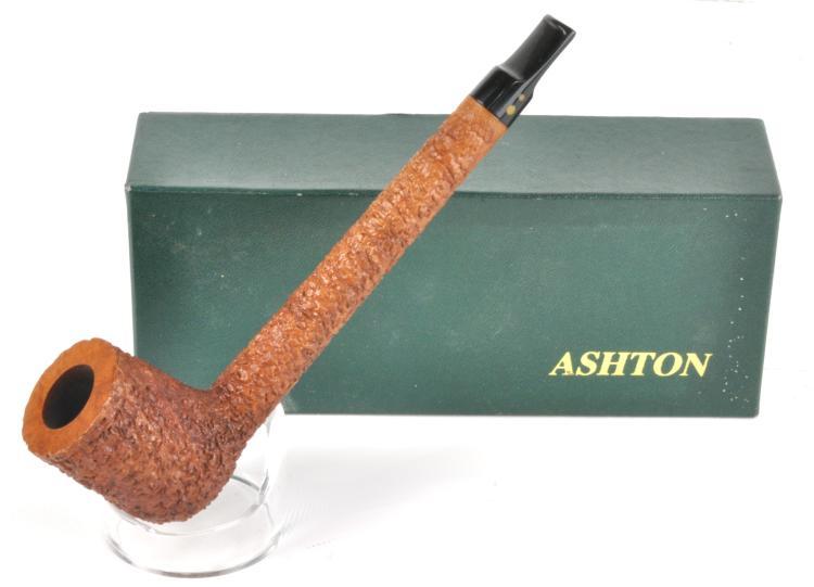 Ashton McCranie Smoking Pipe