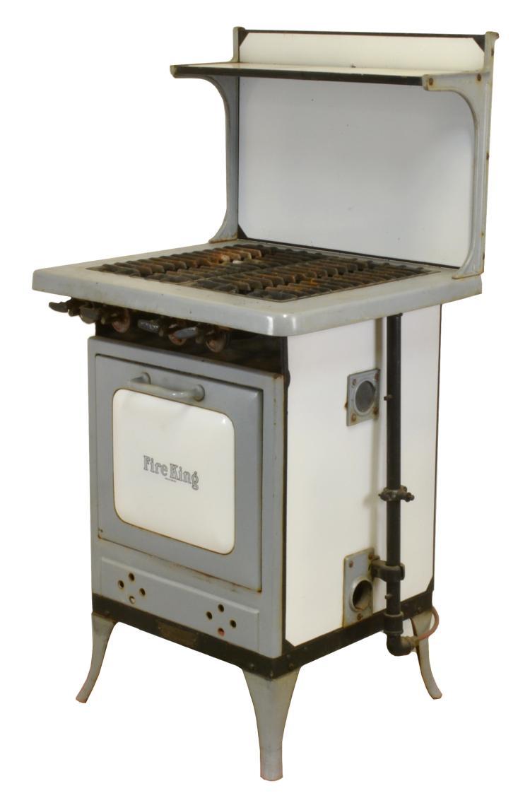 Fire King Porcelain Kitchen Gas Stove