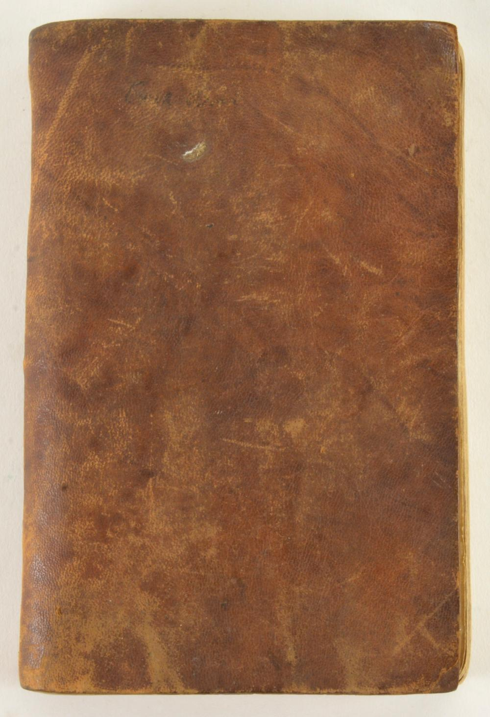 James Dillard Va. 1819-21 Cash Account Book
