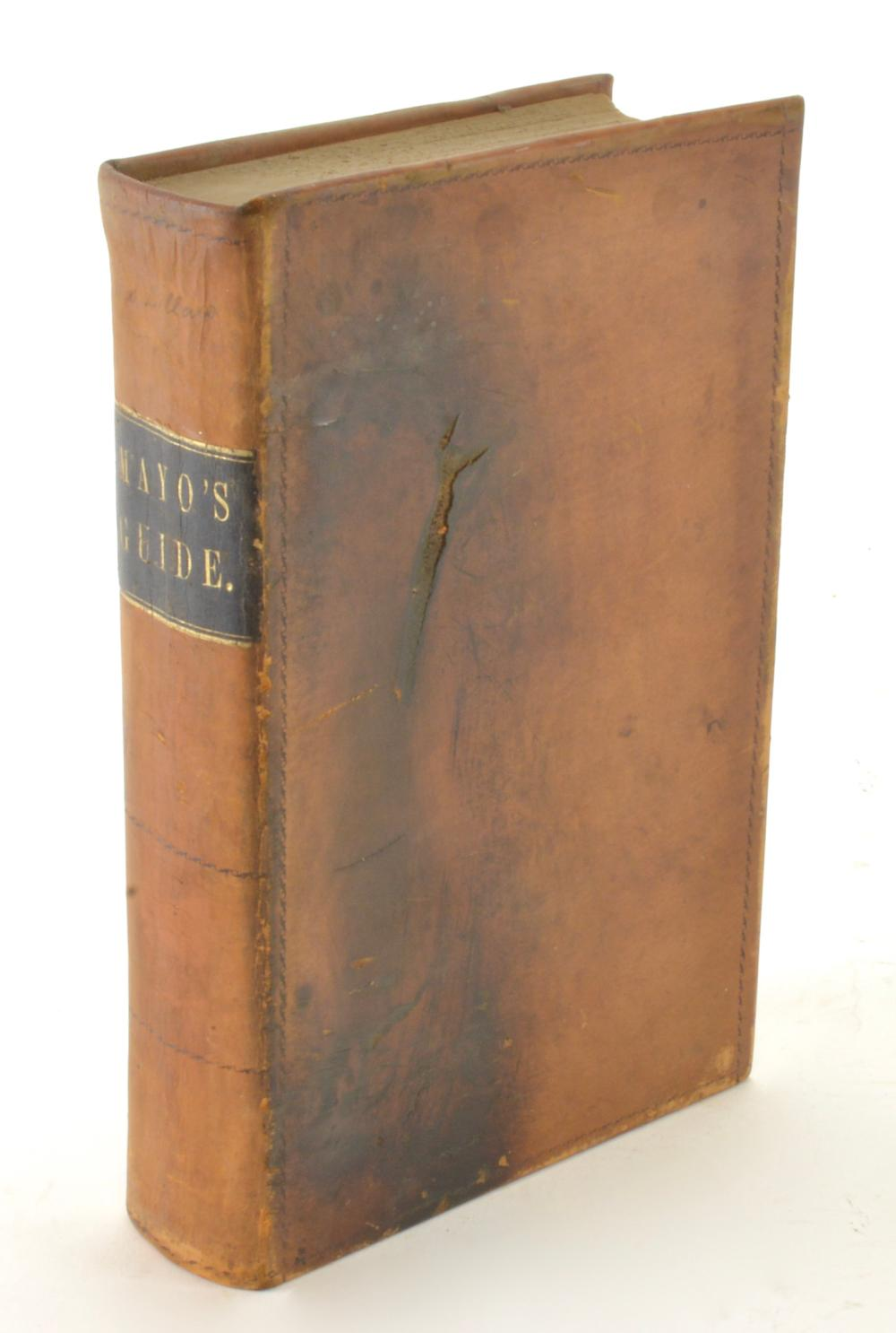A Guide To Magistrates Practical Forms By Joseph Mayo 1860