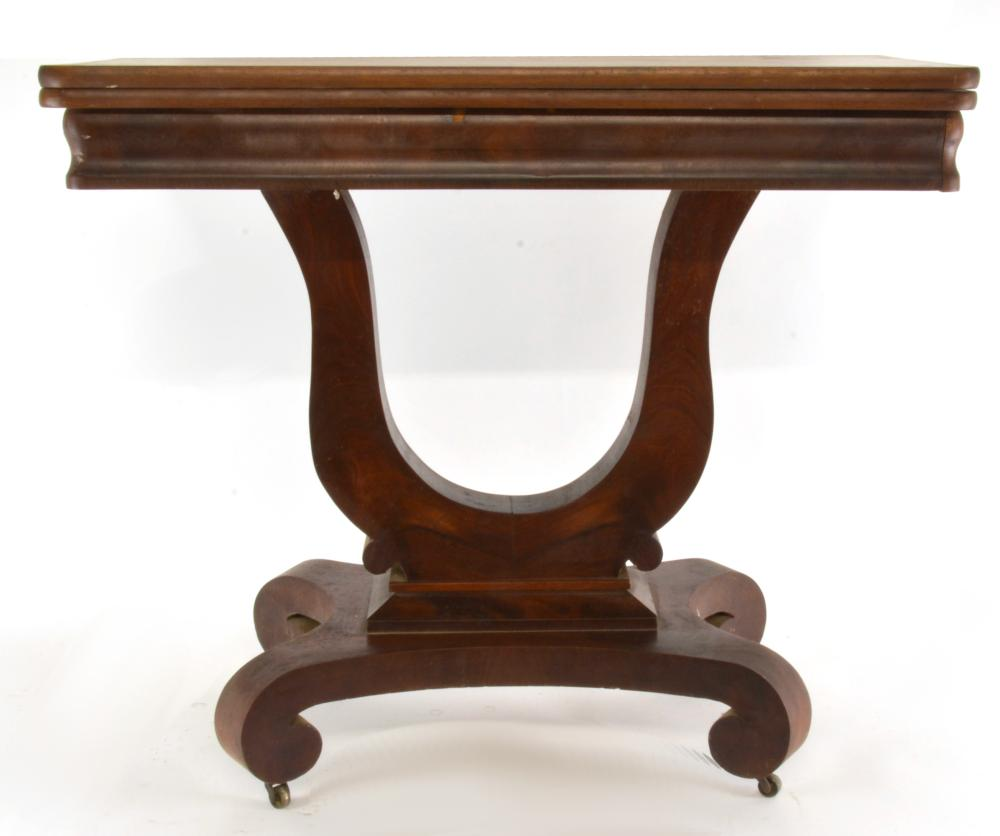 Southern Empire Flip Top Game Table