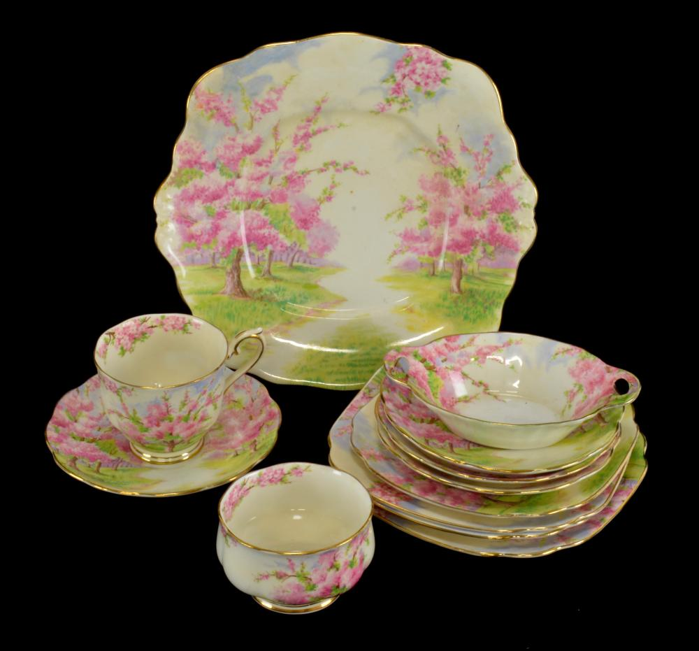 Royal Albert Bone China England Blossom Time China